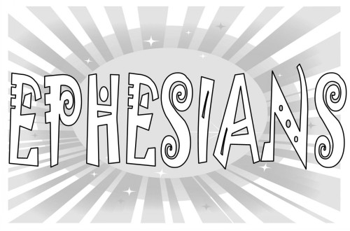 bible coloring pages ephesians - photo#26