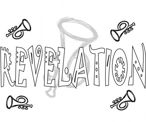 kids bible worksheets free printable revelation books of the bible coloring page