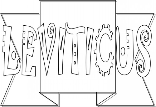 Does leviticus were clearly related to tattoo Different acts of leviticus