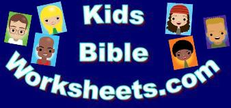 Kids Bible Worksheets-Free, Printable Books of the Bible Coloring Pages